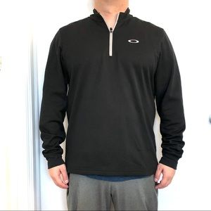 Oakley Men's Quarter Zip Pullover Large